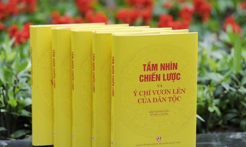 Xuất bản cuốn sách các bài viết của Tổng Bí thư, Chủ tịch nước Nguyễn Phú Trọng