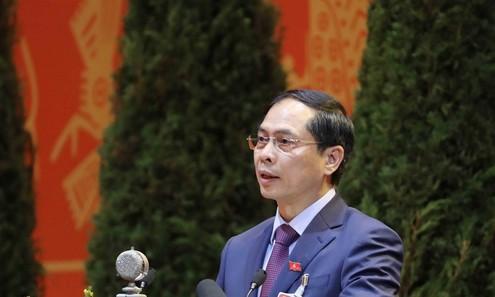 Thứ trưởng Ngoại giao: Tạo thế 'chân kiềng', kiên quyết bảo vệ độc lập, chủ quyền