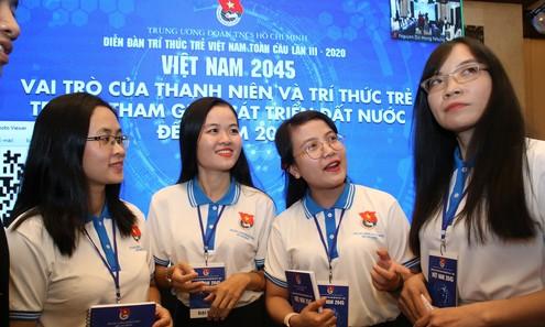 Trí thức trẻ đóng góp cho sự phát triển của đất nước