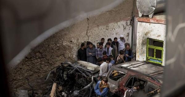 Quân đội Mỹ bồi thường cho các nạn nhân vụ không kích nhầm ở Afghanistan