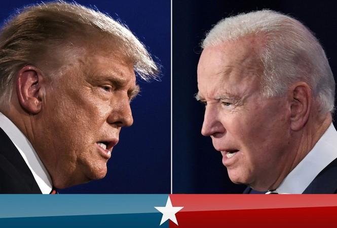 Hai đối thủ hôm nay có màn tranh luận trực tiếp cuối cùng trước bầu cử