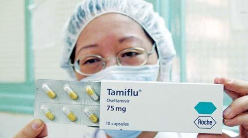Hiệu quả thực sự của thuốc chống cúm tamiflu hiện vẫn đang gây nhiều tranh cãi.