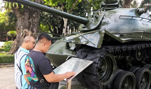 Cận cảnh Bảo tàng chứng tích chiến tranh được tu sửa