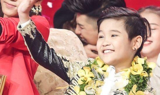 Nhật Minh giành quán quân Giọng hát Việt nhí 2016 với 36% bình chọn