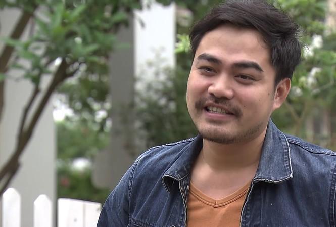 Trọng Hùng vừa hoàn thành vai diễn trong bộ phim mới.