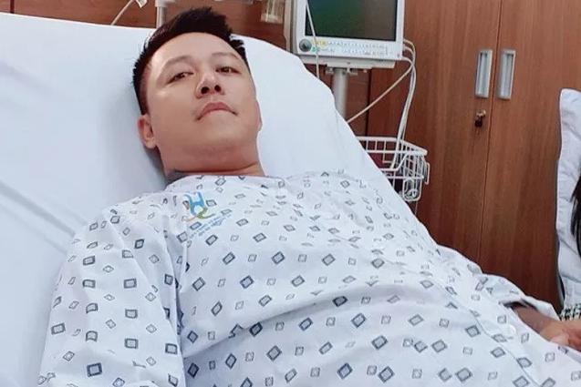 Tuấn Hưng tiết lộ lý do nhập viện và 'nhắn nhủ' vợ không được nói to với mình