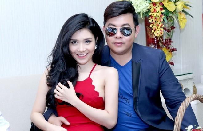Quang Lê từng hẹn hò với hotgirl Thanh Bi.