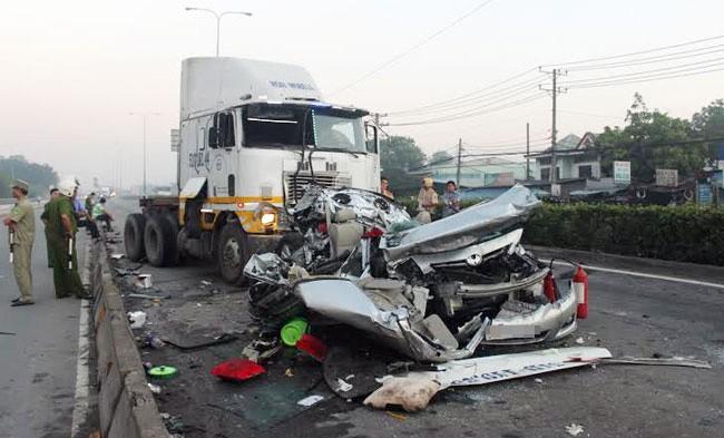 Chiến tranh không chết nhiều người như tai nạn giao thông