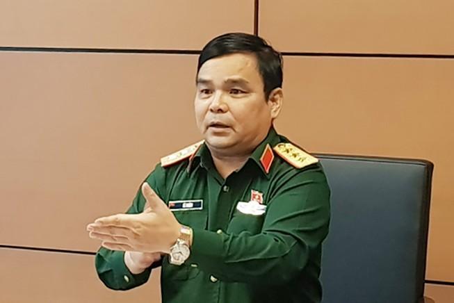 Thượng tướng Lê Chiêm