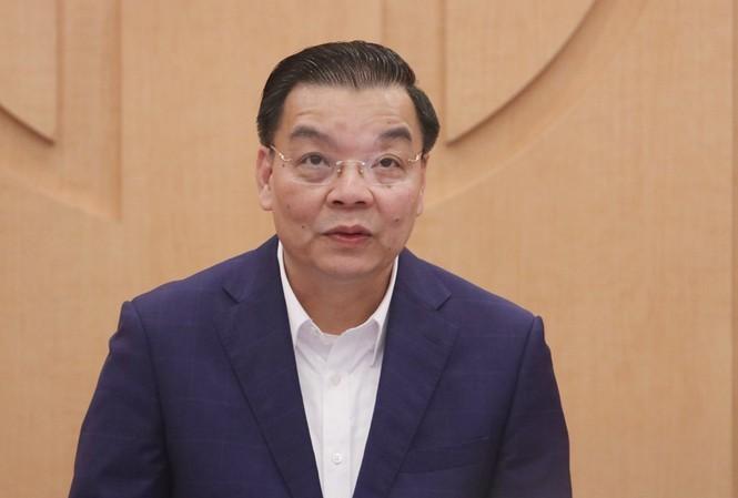 Chủ tịch Hà Nội Chu Ngọc Anh
