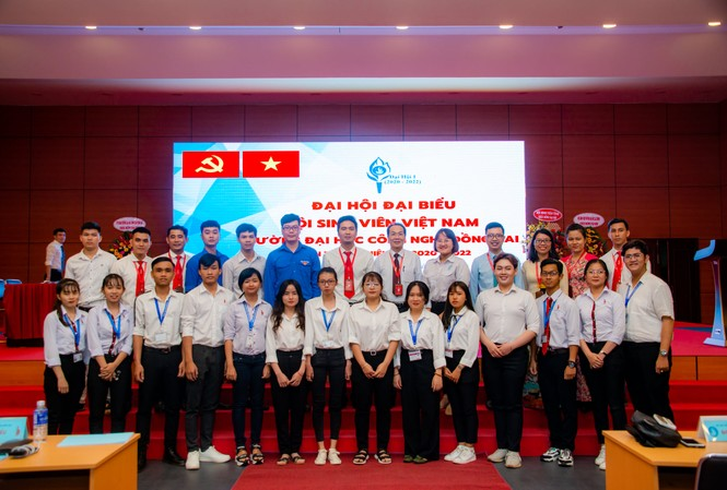 Trường ĐH Công nghệ Đồng Nai thành lập Hội Sinh viên