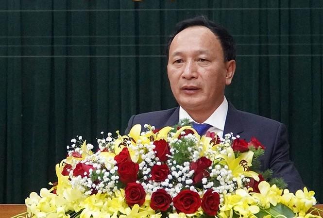 Đồng chí Trần Hải Châu được bầu giữ chức Chủ tịch HĐND tỉnh Quảng Bình, nhiệm kỳ 2016 - 2021.