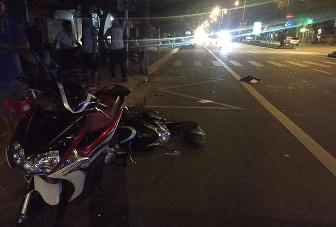 Chủ nhiệm UB Kiểm tra ở Hà Tĩnh có hơi men, gây tai nạn khiến 2 người nguy kịch