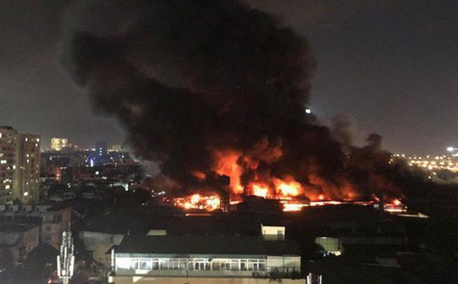 Vụ cháy Công ty Rạng Đông: Những khuyến cáo khẩn mới nhất từ Bộ TN&MT