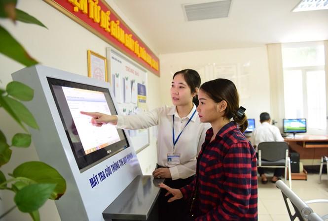Hà Nội dự kiến xây dựng mô hình tổ chức hai cấp chính quyền (gồm cấp thành phố và quận) và cơ quan hành chính tại phường ở khu vực đô thị. Ảnh: hanoi.gov