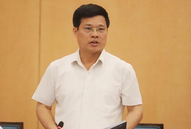 Phó Chủ tịch UBND thành phố Hà Nội Ngô Văn Quý