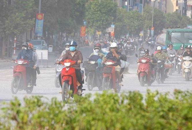 Ô nhiễm không khí tại TPHCM khiến nhiều người lo lắng về sức khỏe