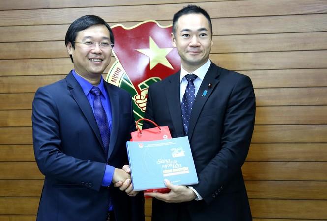 'Chắp cánh' doanh nghiệp trẻ Việt Nam - Nhật Bản