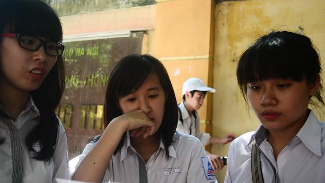 Tỷ lệ đỗ tốt nghiệp của Quảng Ngãi đạt gần 99%