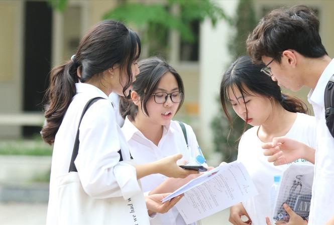 Điểm chuẩn các trường đại học khu vực miền Trung năm 2020