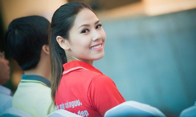 Nguyễn Thị Loan rạng rỡ ở Ngày hội tôn vinh người hiến máu