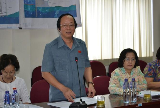 Ông Võ Tuấn Nhân được bổ nhiệm làm Thứ trưởng Bộ Tài nguyên và Môi trường.