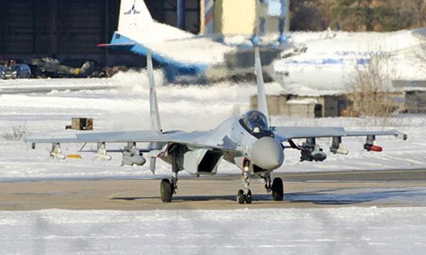 Tiêm kích Su-35
