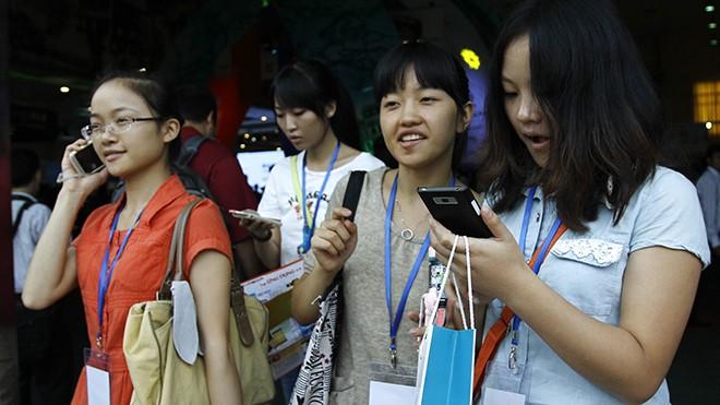 Năm 2016 công nghệ 4G có thể đến với người dùng Việt Nam. Ảnh minh họa: Như Ý.