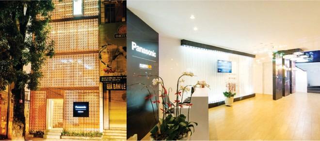 Showroom Nanoco Panasonic.