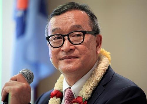 Ông Sam Rainsy lĩnh án 5 năm tù