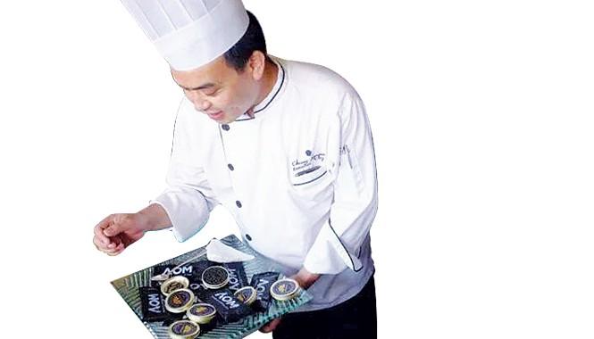 Những món ăn do anh Chung đạo diễn tháng 12/2014