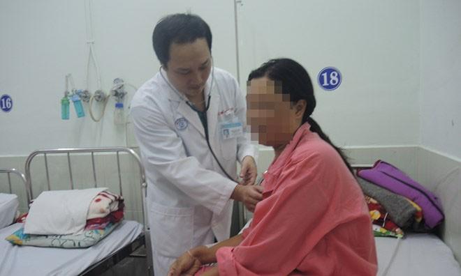 Sản phụ hồi phục ổn định tại Bệnh viện Chợ Rẫy. Ảnh: Infornet