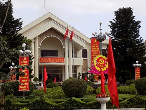 Thành ủy Pleiku khai trừ khỏi Đảng nhiều cán bộ liên quan đến các sai phạm