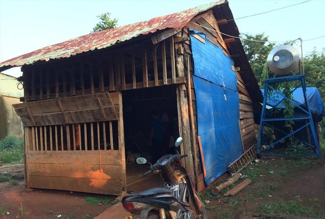 Căn nhà của vợ chồng sản phụ Vy Thị Yến
