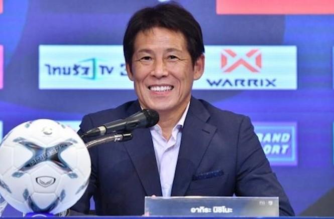 Tân HLV trưởng tuyển Thái Lan, Akira Nishino