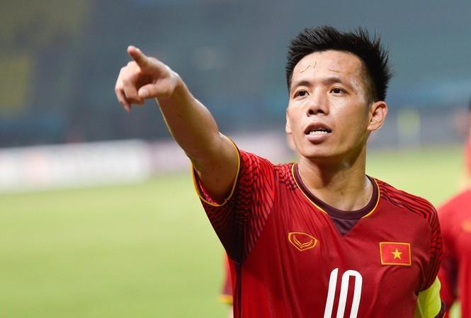 Nguyễn Văn Quyết không khoác áo tuyển Việt Nam từ AFF Cup 2018.