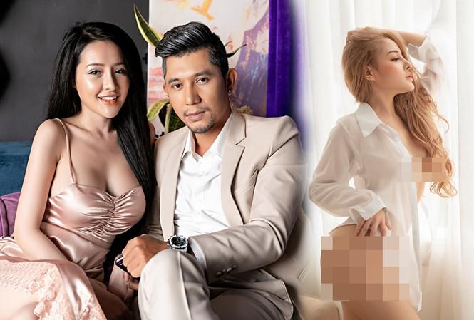 Ngân 98 - tình cũ Lương Bằng Quang bị tung clip nhạy cảm trên web lạ