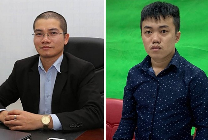 Nguyễn Thái Luyện, Chủ tịch HĐQT và em là Nguyễn Thái Lĩnh, Tổng giám đốc công ty Alibaba bị khởi tố, bắt tạm giam để điều tra về hành vi lừa đảo chiếm đoạt tài sản