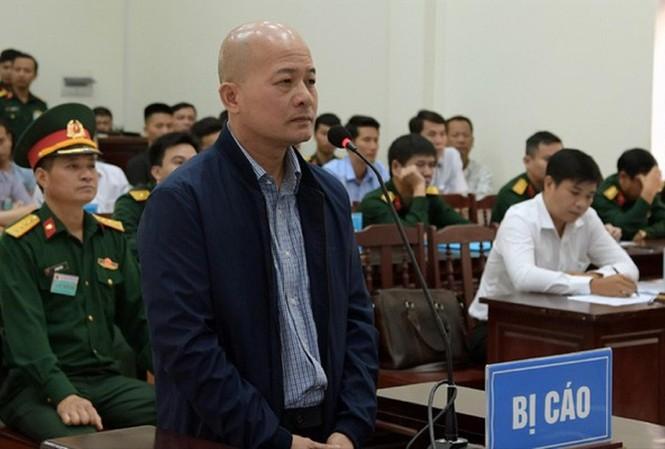 Các tòa án nhân dân, quân sự đã tuyên buộc Ðinh Ngọc Hệ phải nộp lạihàng trăm tỷ đồng cùng đất đai cho nhà nước...