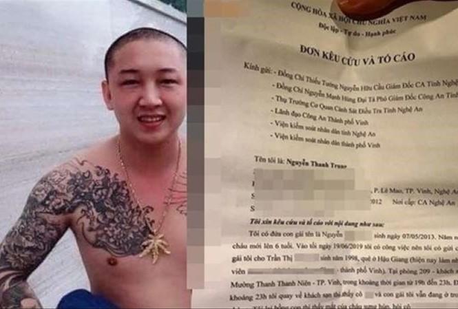 Nguyễn Thanh Trung và lá đơn tố con gái bị xâm hại