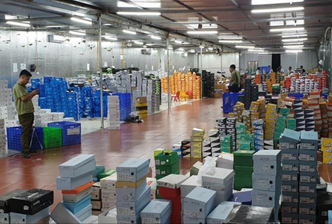 Kho hàng lậu ở Lào Cai rộng hơn 10.000m2, tồn tại hơn 2 năm trước khi bị triệt phá giữa tháng 7/2020