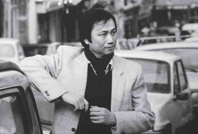 Nhạc sĩ Lam Phương thời trẻ Ảnh: Tư liệu
