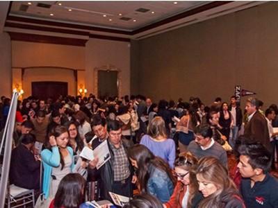 Sức hấp dẫn từ 22 trường Đại học tại Hội chợ triển lãm giáo dục Mỹ