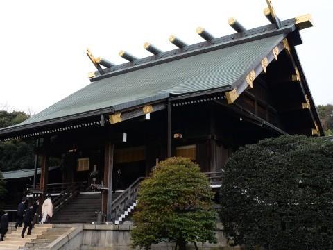 Đền chiến tranh Yasukuni vinh danh 14 tội phạm chiến tranh hàng đầu thời Thế chiến II