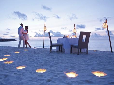 Thiên đường nhiệt đới Maldives