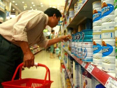 Hải quan cũng 'sốt ruột' trước giá sữa nhập khẩu