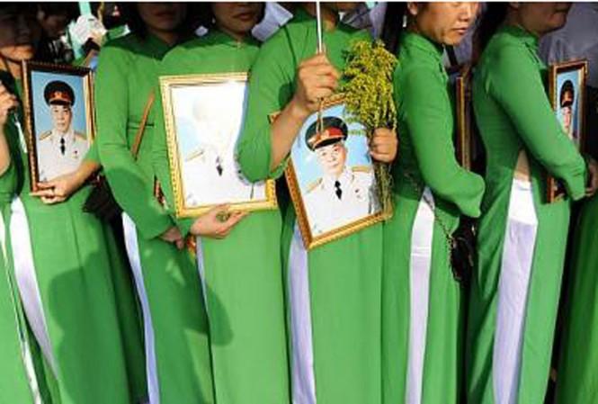 Truyền thông quốc tế nói về tang lễ Đại tướng Võ Nguyên Giáp
