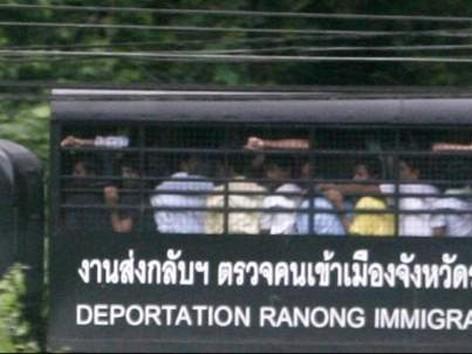 Quan chức Thái bị cáo buộc buôn người