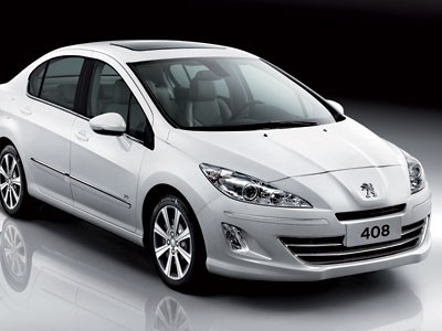 THACO trình làng Peugeot 408 giá 1,049 tỷ đồng