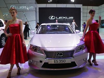 10 lý do Lexus là chiếc xe tốt nhất thế giới